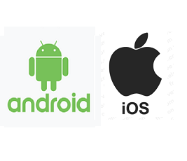 Support different mobile operating systems